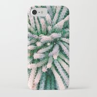 sleeping beauty iPhone & iPod Cases featuring Sleeping Beauty by Chelsea Victoria