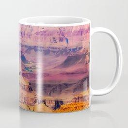 desert view at Grand Canyon national park, USA Coffee Mug