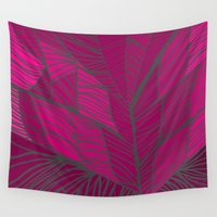 into the wild Wall Tapestries featuring Wild by k_c_s