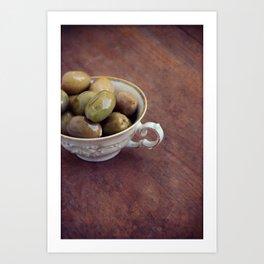 Olivo Art Print