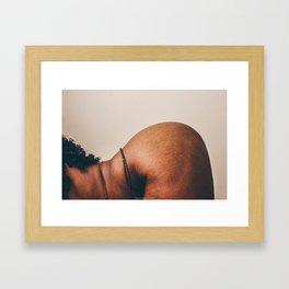 Behold A Lady Framed Art Print