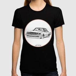 Crazy Car Art 0199 T-shirt