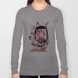 Chaotic mind Long Sleeve T-shirt