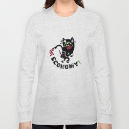 Bad Economy Long Sleeve T-shirt