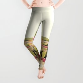 Human Cacti Leggings