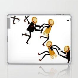 Lindy Hop Dancers Laptop & iPad Skin
