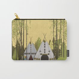 Tipis Carry-All Pouch