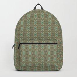 Holiday Greens & Ornaments Backpack