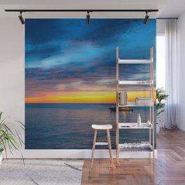 Evening Sail Wall Mural