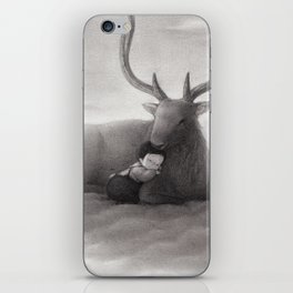 The Only Child iPhone Skin