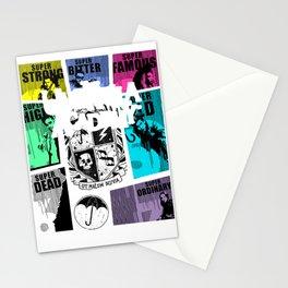 Umbrella Academy GTA Stationery Cards