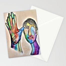American Sign Language Grandfather Stationery Cards