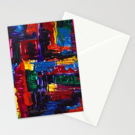 Patchwork Quilt Stationery Cards
