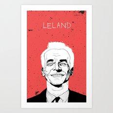 Leland Art Print
