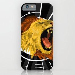 I am a Rebel iPhone Case