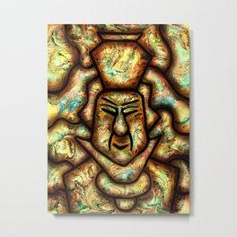 Tong by rafi talby Metal Print