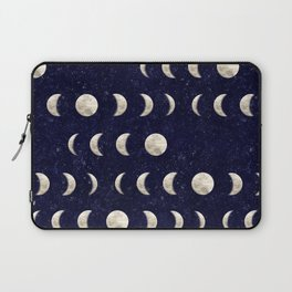 Moon Phase - Galaxy Laptop Sleeve