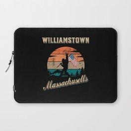 Williamstown Massachusetts Laptop Sleeve