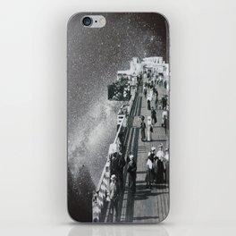 SpaceWalk iPhone Skin