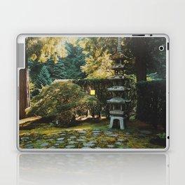Peaceful Japanese Garden Laptop & iPad Skin