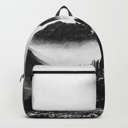 Mountain Valley Glacier National Park Backpack