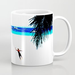 Borocay Beach Dive - Happy Place Coffee Mug