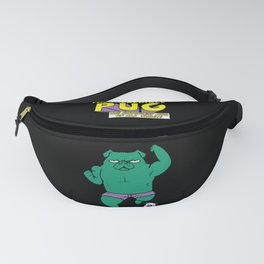 Incredible Pug Fanny Pack
