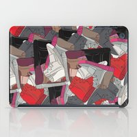lv iPad Cases featuring YZY x LV  by RaymondDesignz