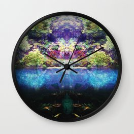 Dream State Wall Clock