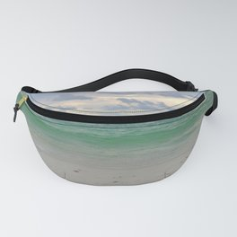 Evening Storm Passing By Fanny Pack