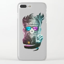 Smoky Clear iPhone Case