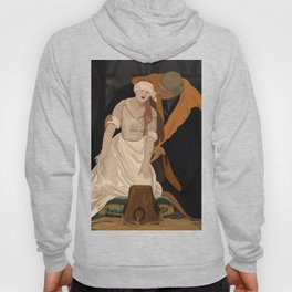 Lady Jane Grey illustration Hoody