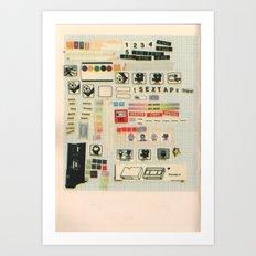 sextape Art Print