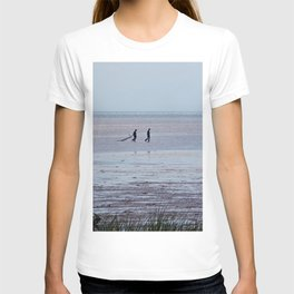 Sparkling Sea Harvesters T-shirt