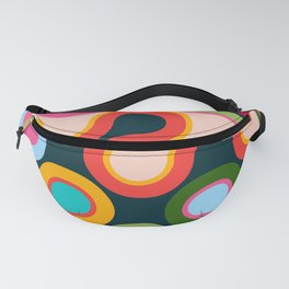 Happy Colors No2 Fanny Pack