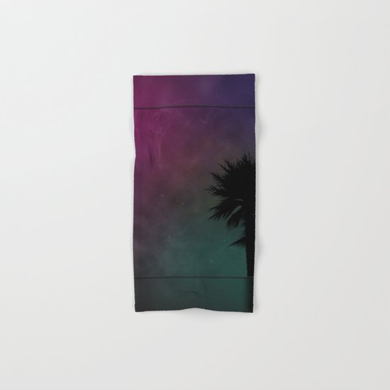 Cosmic Paradise Hand & Bath Towel