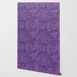 Two-toned purple Agate Wallpaper