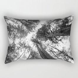 Muir Woods - California Rectangular Pillow