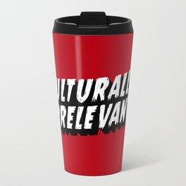 Culturally Irrelevant Fan Gear Travel Mug
