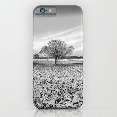 The Spring Farm in Monochrome Slim Case iPhone 6s