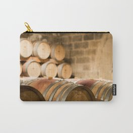 Valetta Barrels Carry-All Pouch