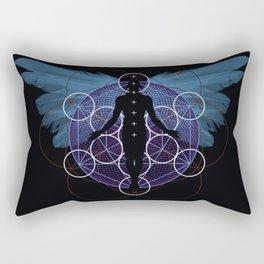 Awakened Rectangular Pillow