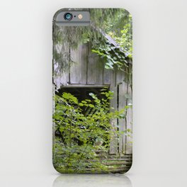 Shelter 1 iPhone Case