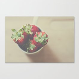 Summerberries Canvas Print