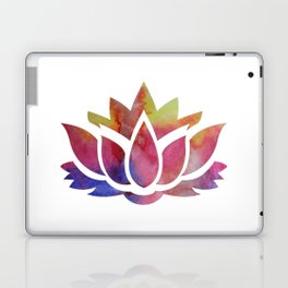 Lotus Flower Laptop & iPad Skin
