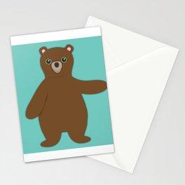 Forest Bear Nursery Set Stationery Cards