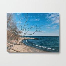 The beaches Metal Print