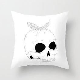 A Burden Throw Pillow