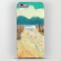 Beach Path Slim Case iPhone 6s Plus