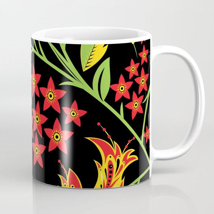 Fish khokhloma Coffee Mug